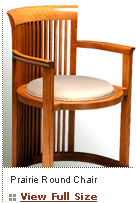 Prairie Round Chair